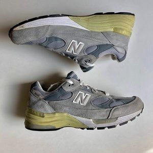 Women New Balance 992 on Poshmark